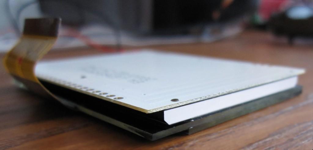 Podsviceni DX6i display - backlight DX6i