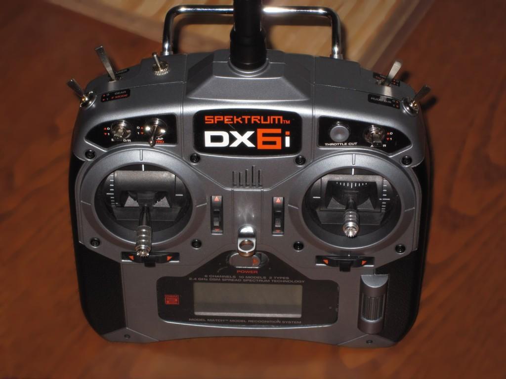 DX6i-stopky na plynu. DX6i StopWatch