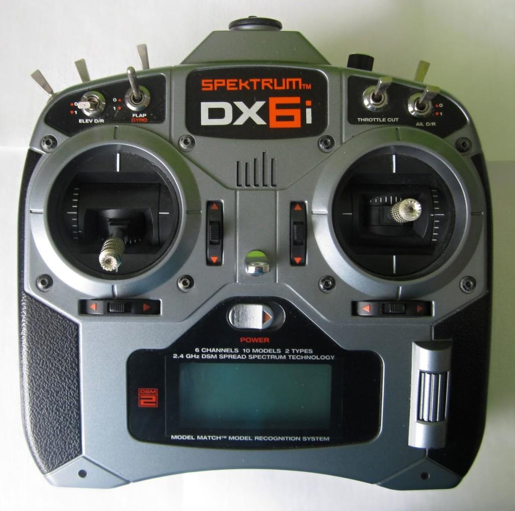 Integrated antenna DX6i
