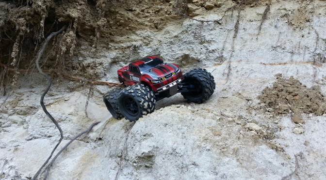 Proline Big Joe a E-Maxx Brushless