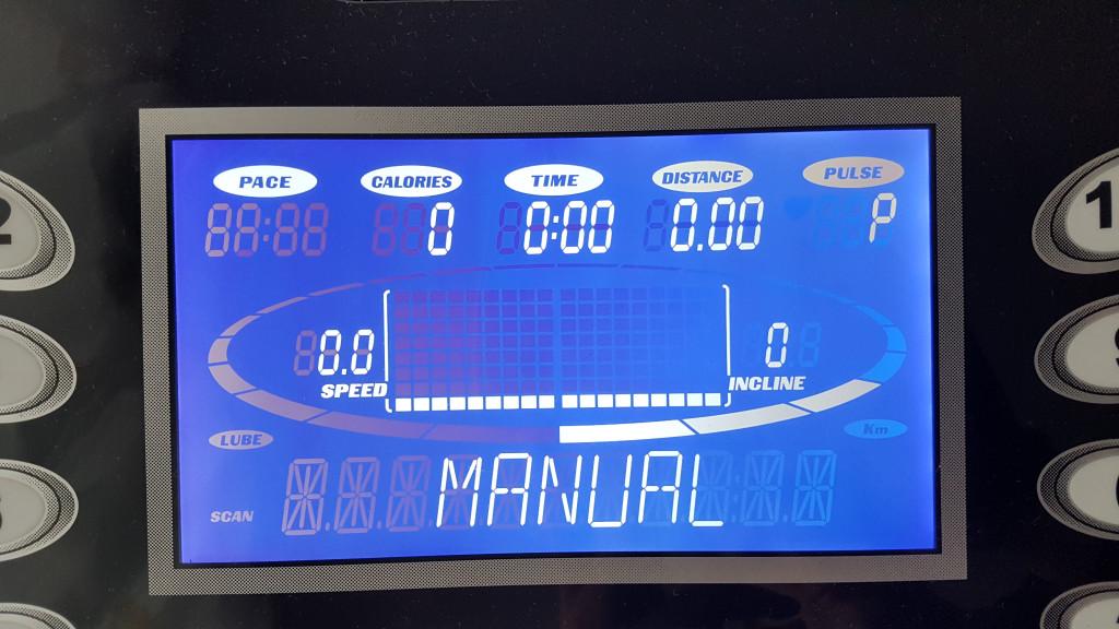 GB4600P display