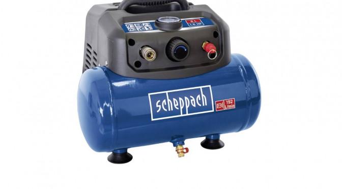 Vzduchový kompresor Scheppach HC06 a Güde AirPower 190/8/6